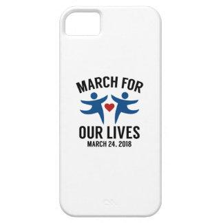 März für unsere Leben iPhone 5 Case