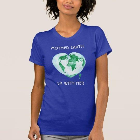 März für Wissenschaftst-stück - Mutter-Erde, bin T-Shirt