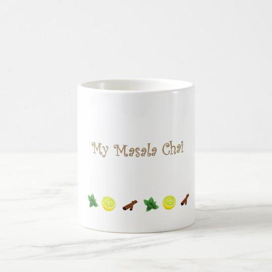 Masala Chai Schale Kaffeetasse