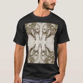 Maschinen-Kult (Stoff) T-Shirt