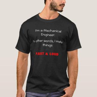 Maschinenbauingenieure T-Shirt