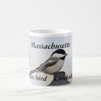 Massachusetts-Staatsvogel-Foto Kaffeetasse