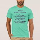 Mastiff-Fragen T-Shirt