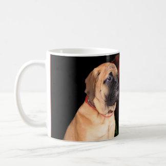 Mastiffwelpe Kaffeetasse