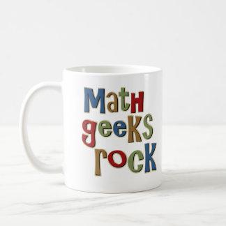 Mathe-Aussenseiter-Felsen Kaffeetasse