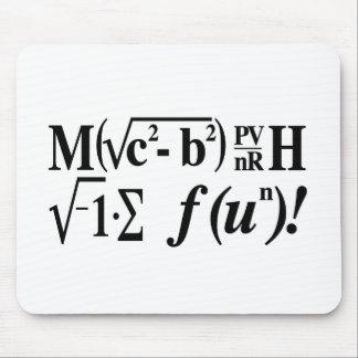 Mathe ist Spaß! Mauspad