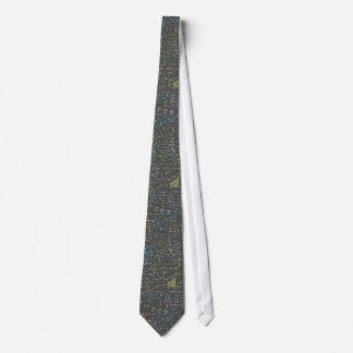 Mathe-Lektionen Krawatte