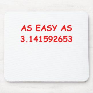 Mathematik Mousepad