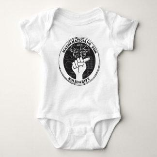 Mathematiker für solidaritäts-Baby-Bodysuit Baby Strampler