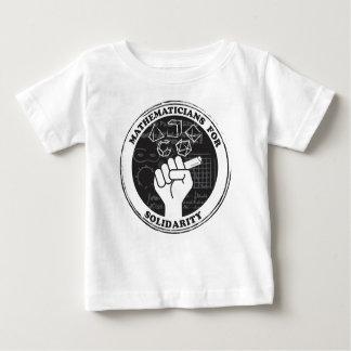 Mathematiker für solidaritäts-T - Shirt - Baby