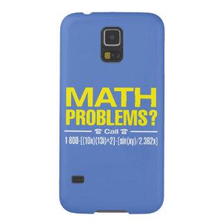 Mathematische Probleme Samsung Galaxy S5 Hülle