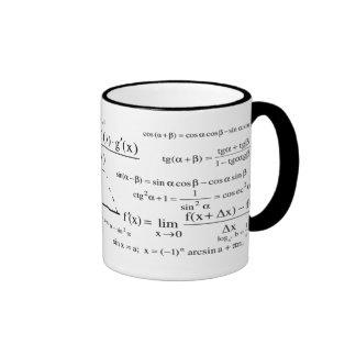 Mathematische Zahl-Tasse