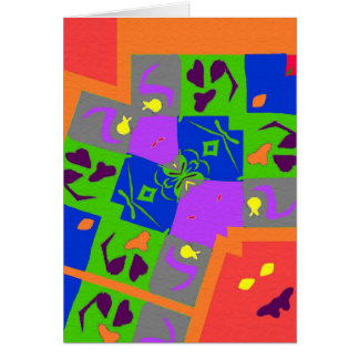 Matisse Art-Formen Karte