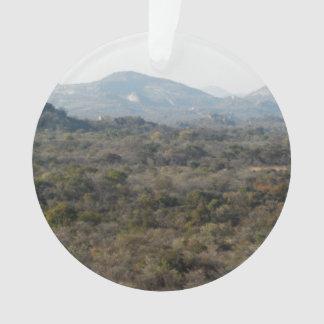 Matopos Hügel, Simbabwe-Dekoration Ornament