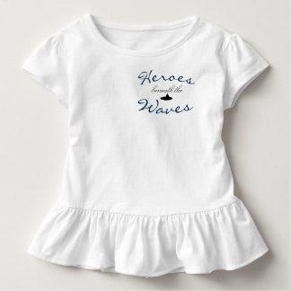Matrose auf einem kleinkind t-shirt