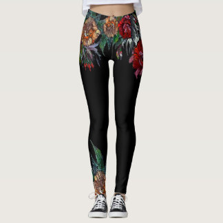 MATRYOSHKA SAMMLUNG LEGGINGS