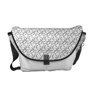 Matsubachirashi japanische Muster-Bote-Tasche Kuriertasche