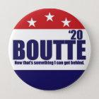Matt Boutte 2020 Runder Button 10,2 Cm