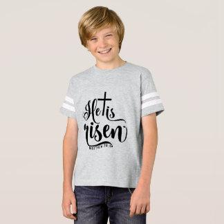 Matthew-28:6 wird er gestiegen T-Shirt