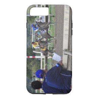 Mattierte Schläge Eisen-Faust iPhone 8 Plus/7 Plus Hülle