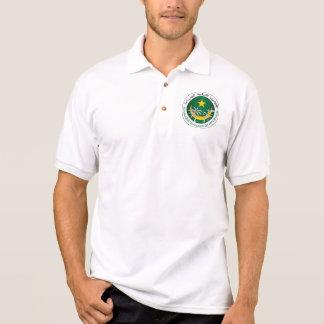 Mauretanien COA Poloshirt