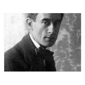 Maurice-loseer Faden 1912 Postkarte