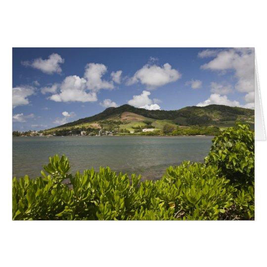 Mauritius, Südmauritius, großartiger Zobel, Karte