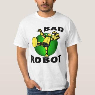 Mauvais robot t-shirt