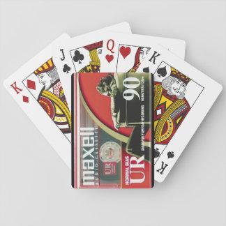 Maxell Audiokassetten-Spielkarten Spielkarten
