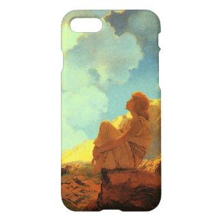 Maxfield Parrish Vintage Kunst Morgen-(Frühling) iPhone 7 Hülle