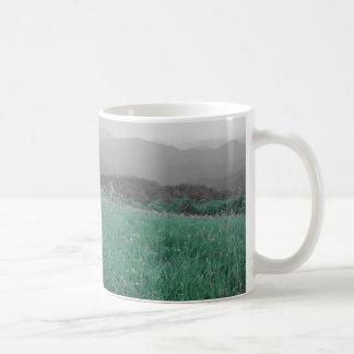 Maximaler Flecken Kaffeetasse