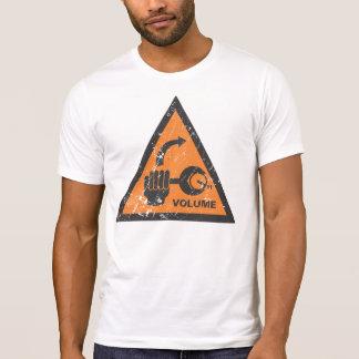 Maximales Volumen T-Shirt