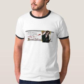 Maxwell-Wecker-T-Stück der Männer T-Shirt