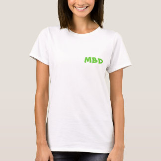 MBD - Feiertags-Strümpfe für Frauen T-Shirt