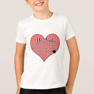 McNab Tatze druckt Hunde Humor T-Shirt