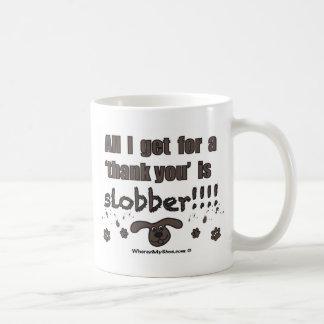 mcnov4 danken Ihnen Slobber Kaffeetasse