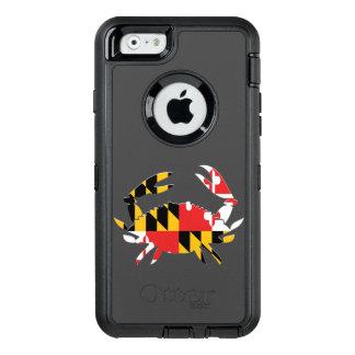 Md-Krabben-Fall OtterBox iPhone 6/6s Hülle