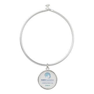 MdDS Bewusstseins-Armband-Armband mit rundem Armreif