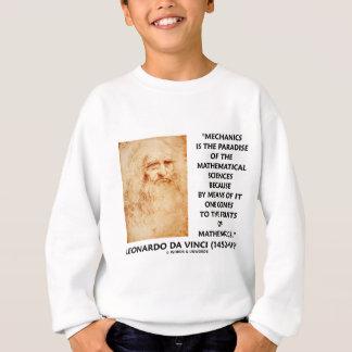 Mechaniker-Paradies des mathematische Sweatshirt