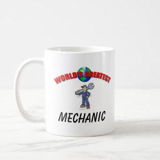 Mechaniker-weltbeste Tasse