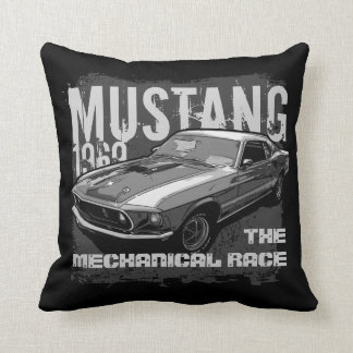 Mechanischer Power des Mustangs Kissen