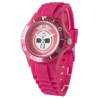 Medical watch armbanduhr