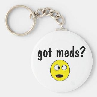 Medikation Keychain Schlüsselanhänger
