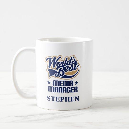 Medium-Manager-personalisiertes Tassen-Geschenk Tasse