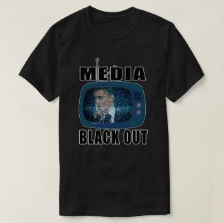 Medium-Stromausfall-T - Shirt