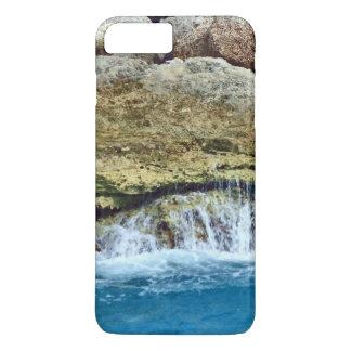 Meer gewaschene Felsen iPhone 8 Plus/7 Plus Hülle