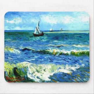 Meerblick bei Saintes-Maries, Vincent van Gogh Mauspad