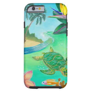 Meeresschildkröte Tough iPhone 6 Hülle