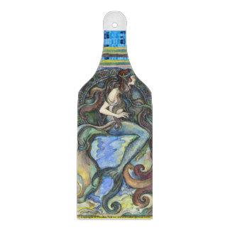 """Meerjungfrau-"" dekoratives hackendes Schneidebrett"