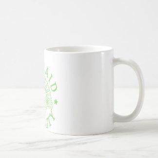 Meerjungfrau dienstfrei kaffeetasse